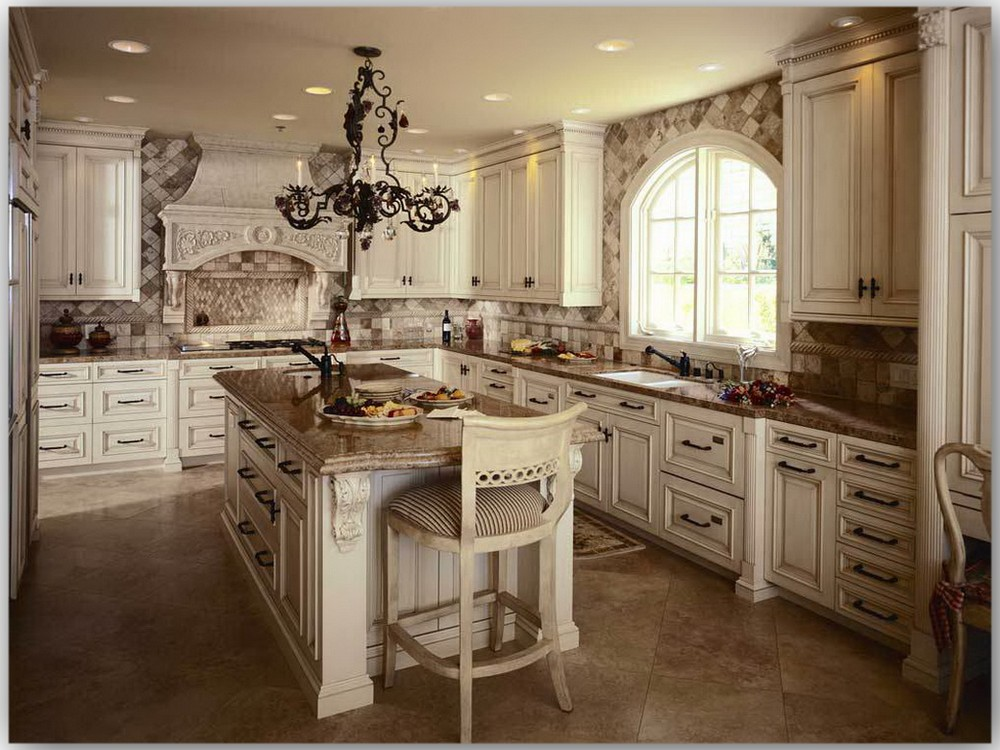 Классика кухни дизайн